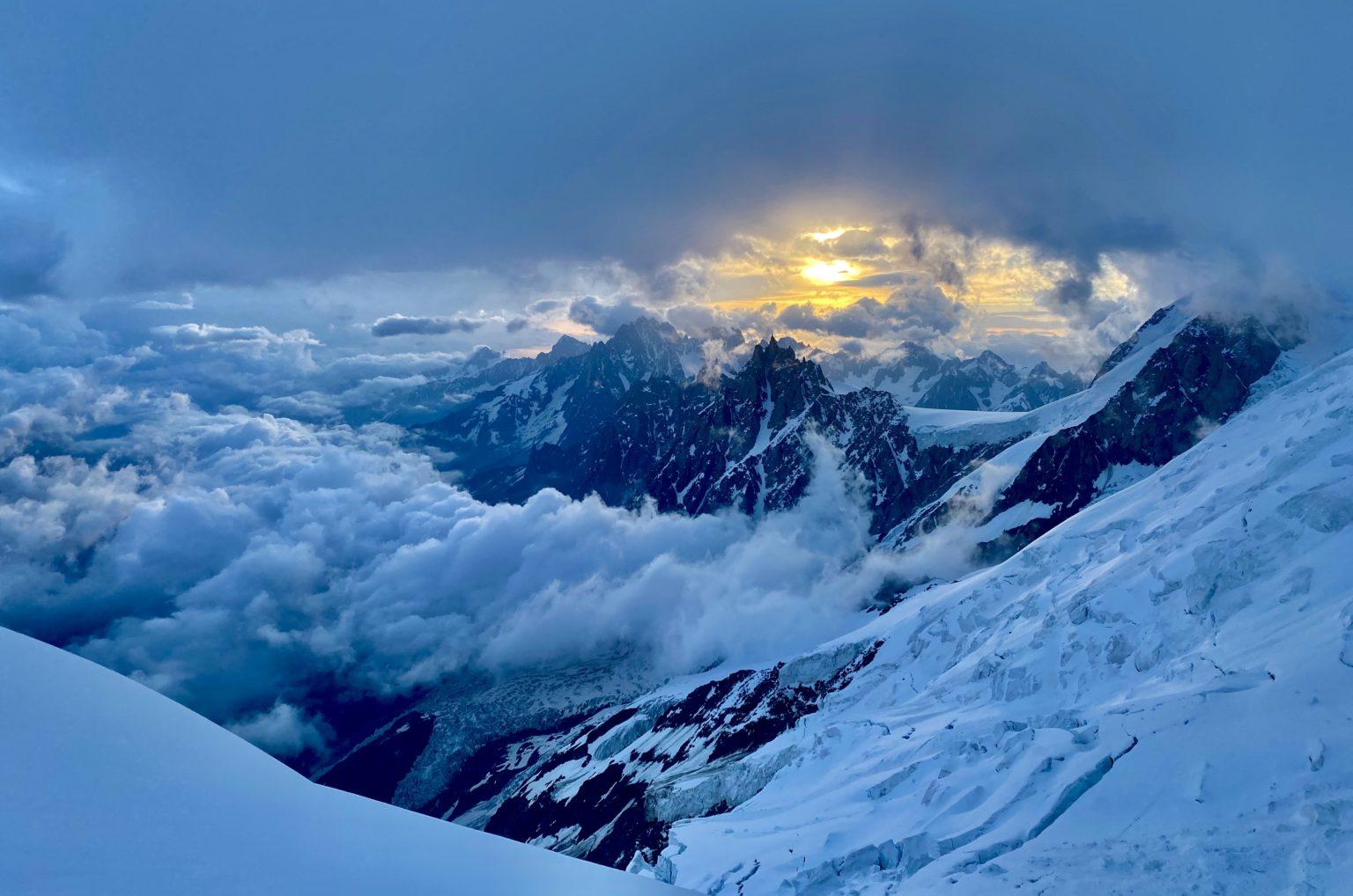 De la mer au Mont Blanc – Jody Laoureux – Guide de haute ...